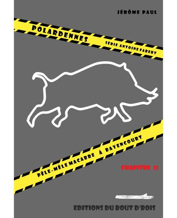 pêle-mêle macabre à Bayencourt chapitre 11 - polardennes